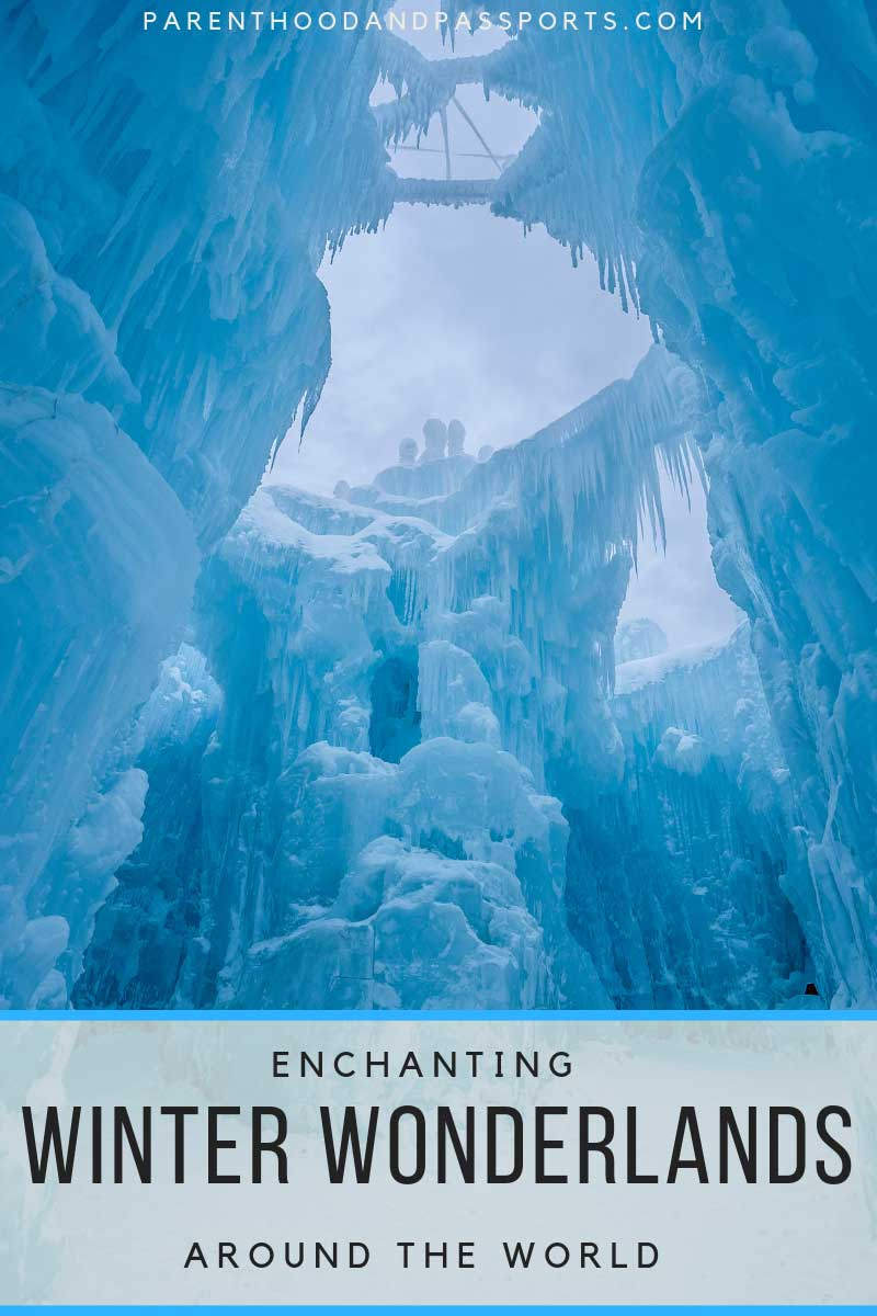 Enchanting winter wonderlands around the world. A continental breakdown of the most unbelievable places to experience winter.