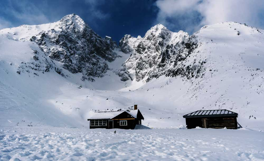 high tatras slovakia winter