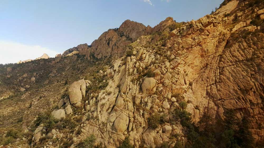 Sandia Peak New Mexico