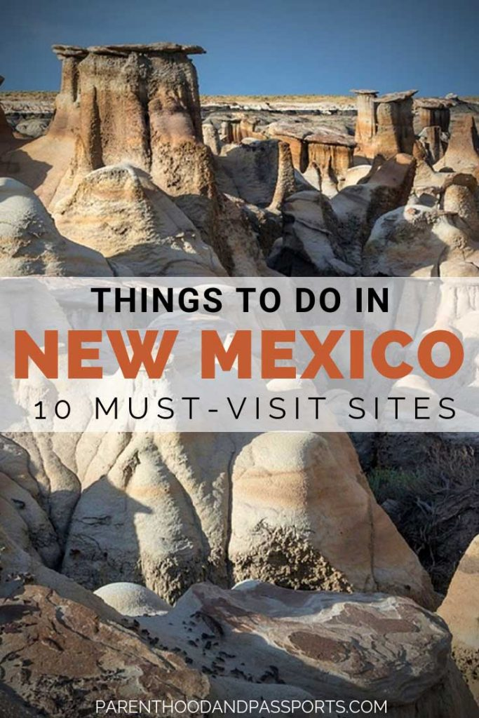 Thing to do in New Mexico - tourist sites to visit #newmexico #usa