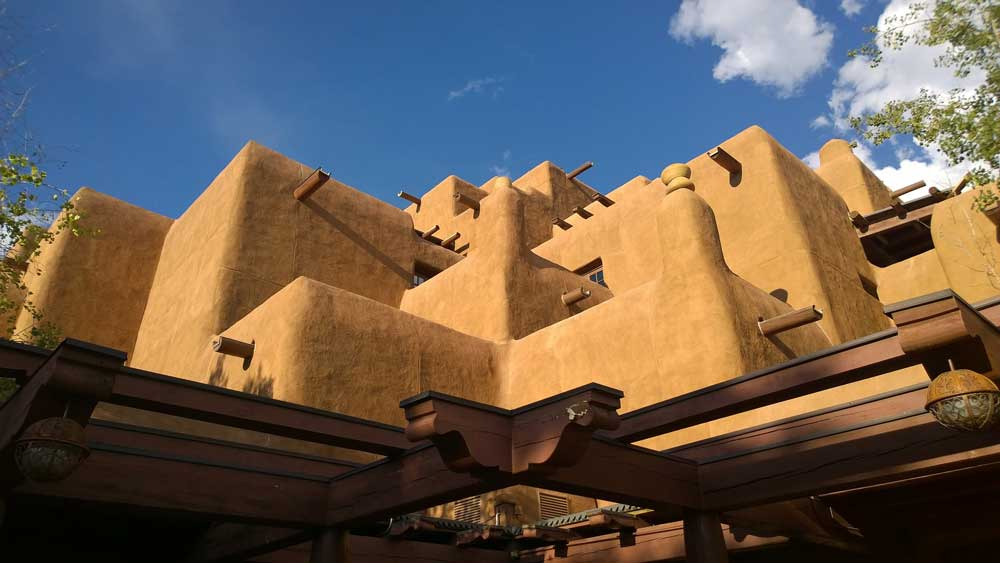 Adobe New Mexico architecture