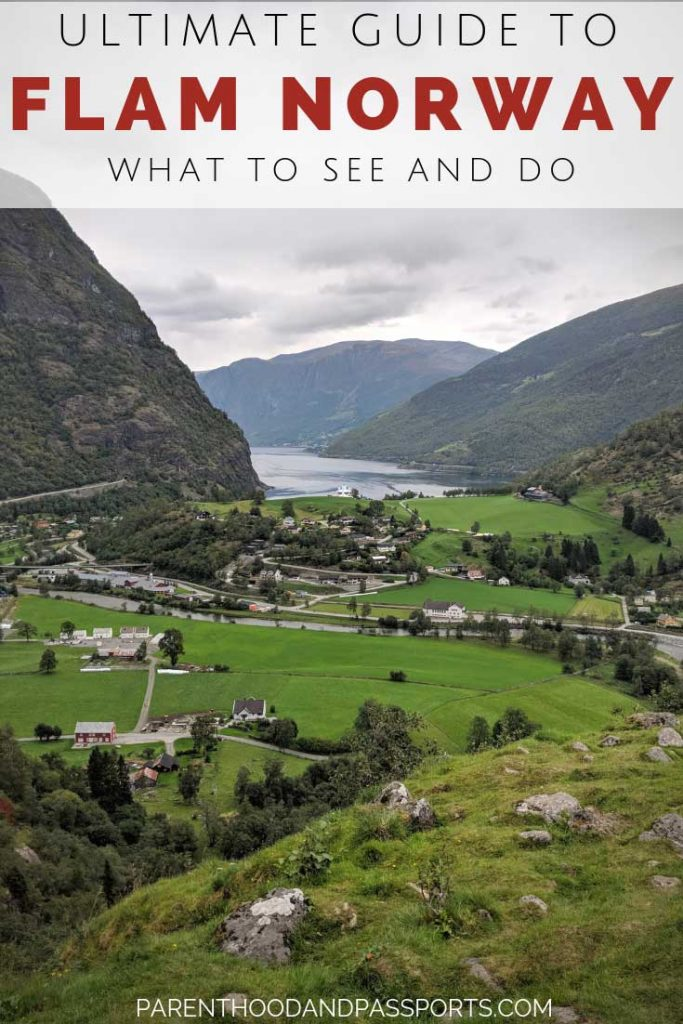 The ultimate guide to Flam Norway. The best and most awe-inspiring things to do in Flam Norway, the charming village located along one of Norway's best fjords.