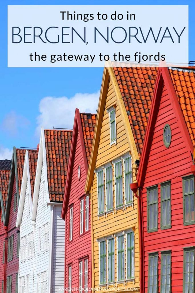 Known as the gateway to the Norway fjords, Bergen, Norway is a magical city. Here are the top things to do in Bergen, in the rain, shine, or even in winter. Plus, the perfect 3 day itinerary for Bergen to follow. #norway #europe #scandinavia