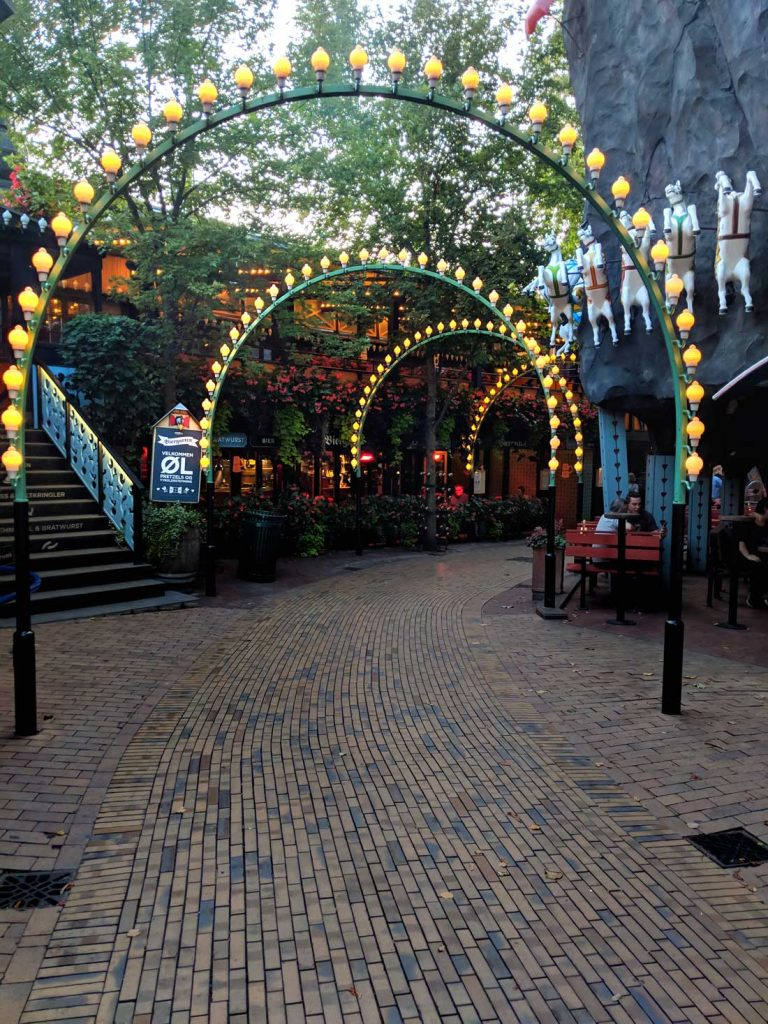 Copenhagen Tivoli Gardens things to do
