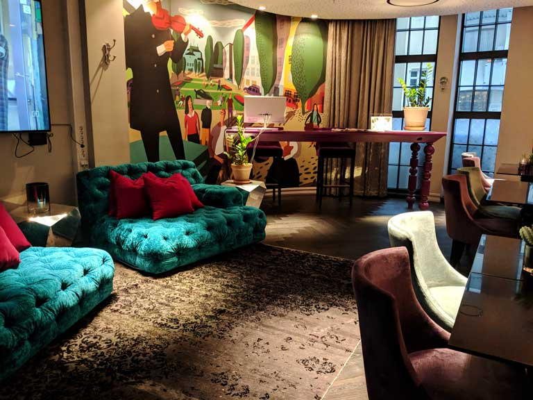 Bergen hotel oleana - where to stay in Bergen for 3 days