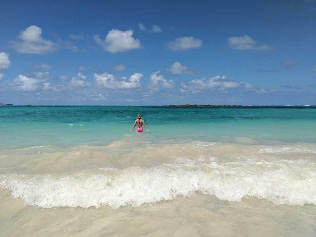 Lanikai Beach Oahu 4 days