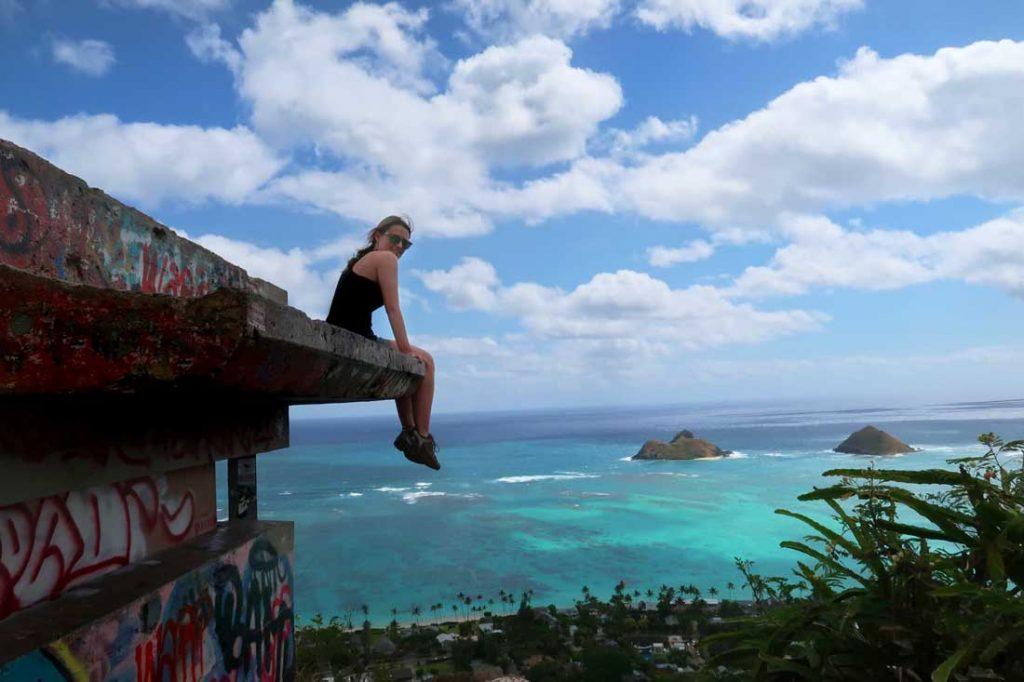Lanikai Pill box hike - Oahu 4 day itinerary