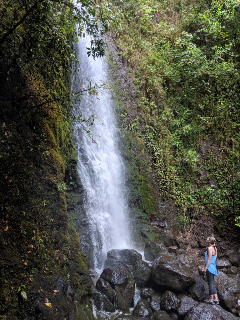 Lulumahu hike - Oahu in 4 days