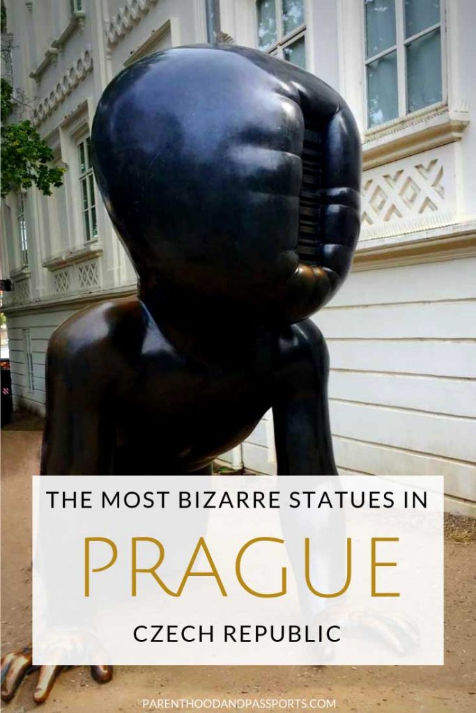 From crawling babies, to a fountain of men peeing, you will want to add these 9 statues in Prague, Czech Republic to your Prague itinerary. Not only are they peculiar, these public art displays are free attractions in Prague! This post tells you where to find them.