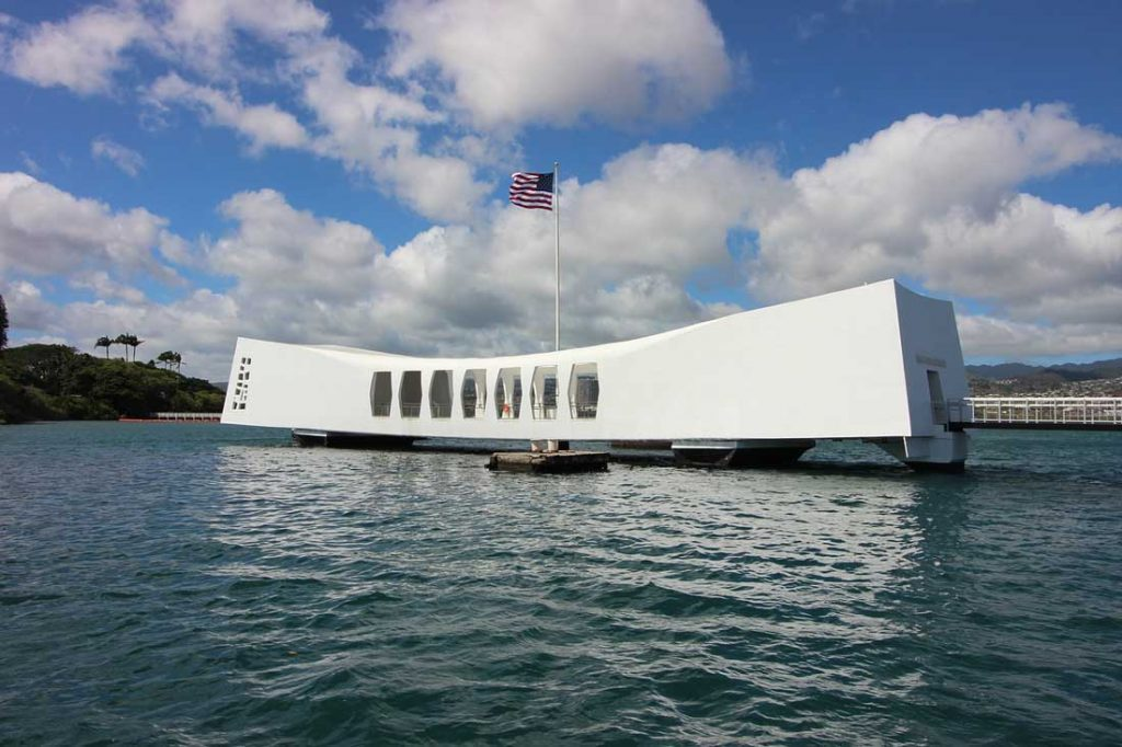 Pearl Harbor Oahu tourist attractions