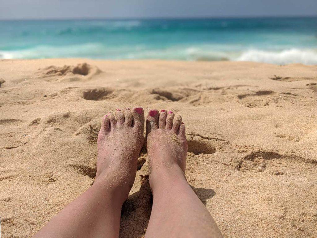 Sandy's Beach Oahu beaches