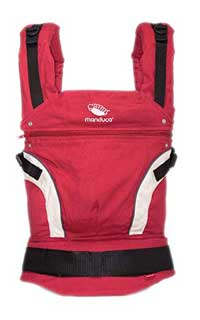 Manduca travel baby carriers