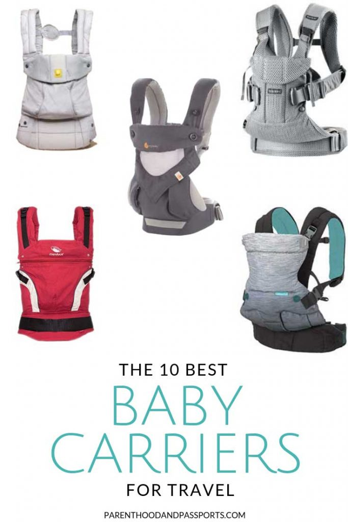 Looking for the best baby carriers for travel? A lightweight carrier is a must when traveling with a baby! We compare the top baby carriers for travel or everyday use and give personal recommendations.
