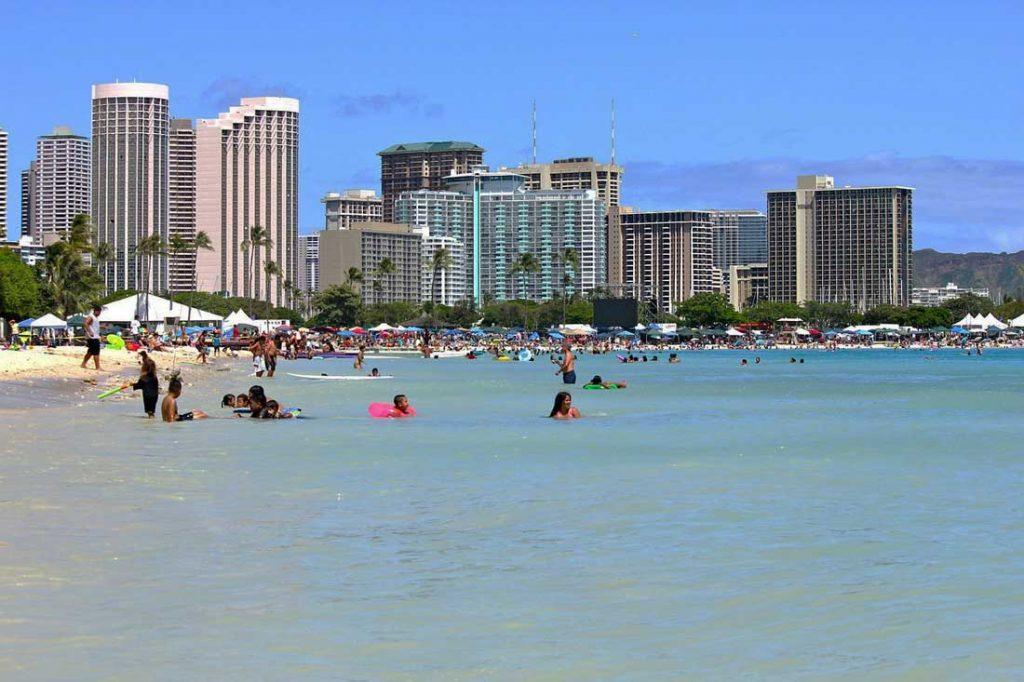 Waikiki Oahu 7 day itinerary