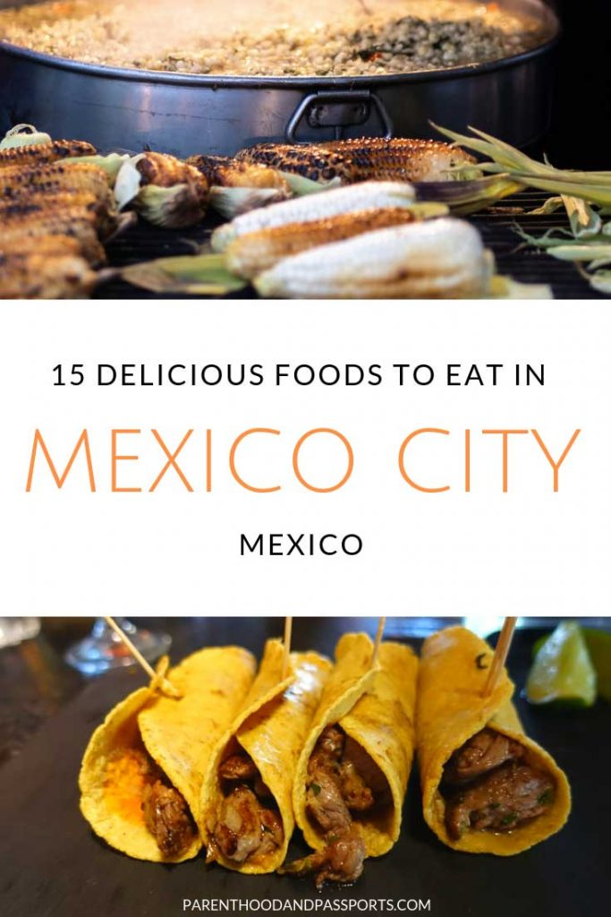 Mexico City has some of the best street food in the world, but this culinary capital also has countless restaurants that serve everything from the traditional to the trendy. Click through for a look at the 15 best foods to eat in Mexico City.