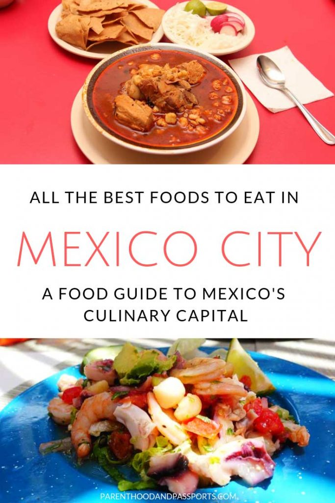 All the best foods to eat in Mexico City. The culinary capital of Mexico has a thriving street food scene, and countless trendy restaurants. Click through for a look at the 15 Mexico City foods to try on your trip.