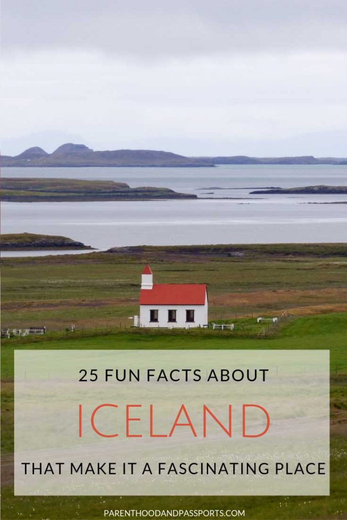 Iceland is one of the most fascinating places in the world. Click through for a few strange, fun facts about Iceland that will make you want to visit Iceland NOW.