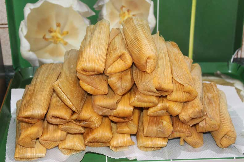 tamales Mexico food guide