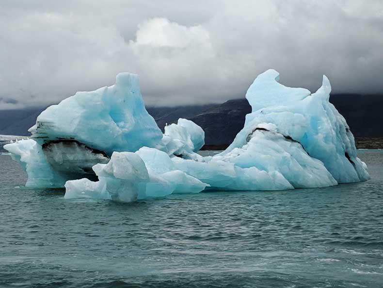 Glacier lagoon Iceland itinerary 4 days