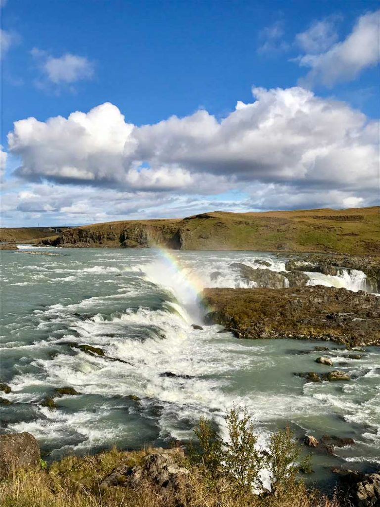 Urioafoss Iceland attractions