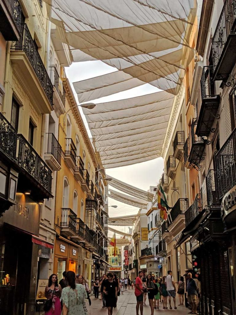 Calle Sierpes Seville Spain things to do