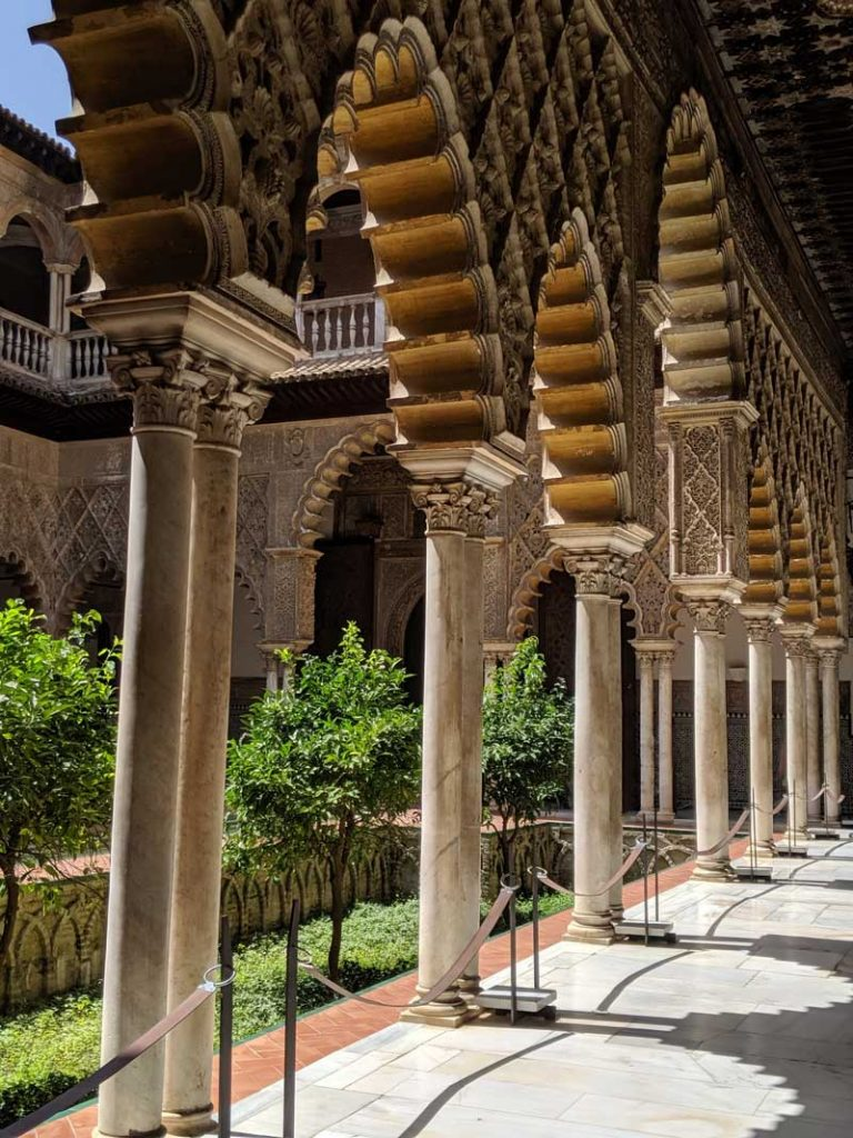 Real Alcazar Sevilla 3 days