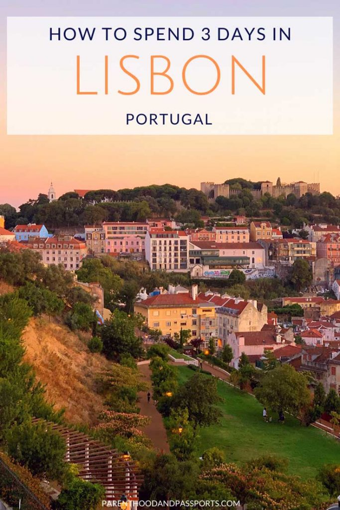 This guide to Lisbon, Portugal covers the top 12 things to do in Lisbon with kids or without and includes a 3-day fun-filled itinerary for Lisbon.
