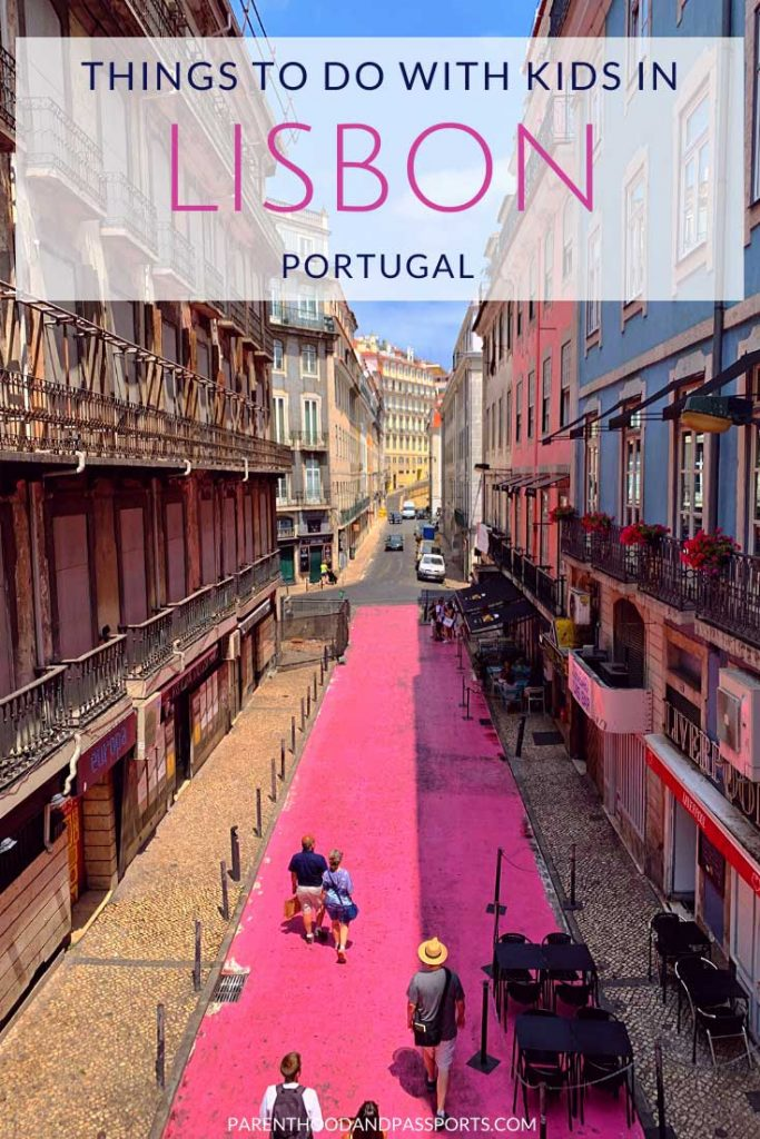 Looking for fun things to do in Lisbon with kids? This guide covers the top attractions for adults and kids and includes a 3-day itinerary for Lisbon.