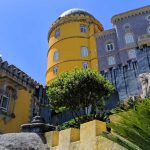 Lisbon to Sintra day trip - one day in the CROWDED resort town