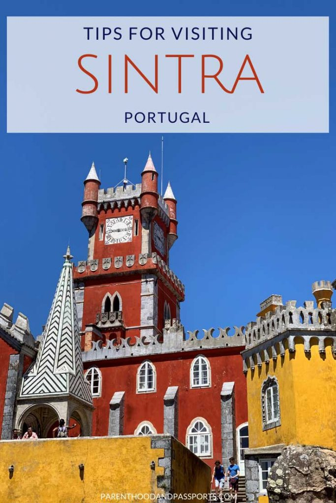 Sintra Portugal is a popular day trip from Lisbon. But this charming mountain town is also extremely over-crowded. These tips for visiting Sintra will help you beat the crowds and make the most of your time if you only have one day in Sintra.