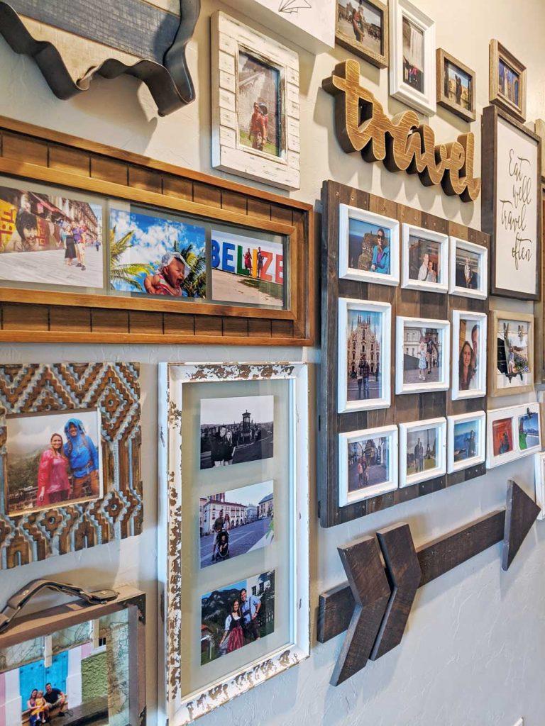 travel wall decor