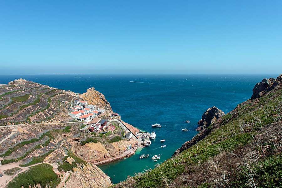 Berlengas islands Portugal day trip