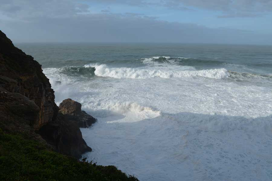 Nazare Portugal one day excursion from Lisbon