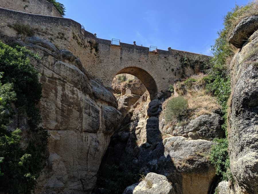 Puente Viejo Ronda Spain