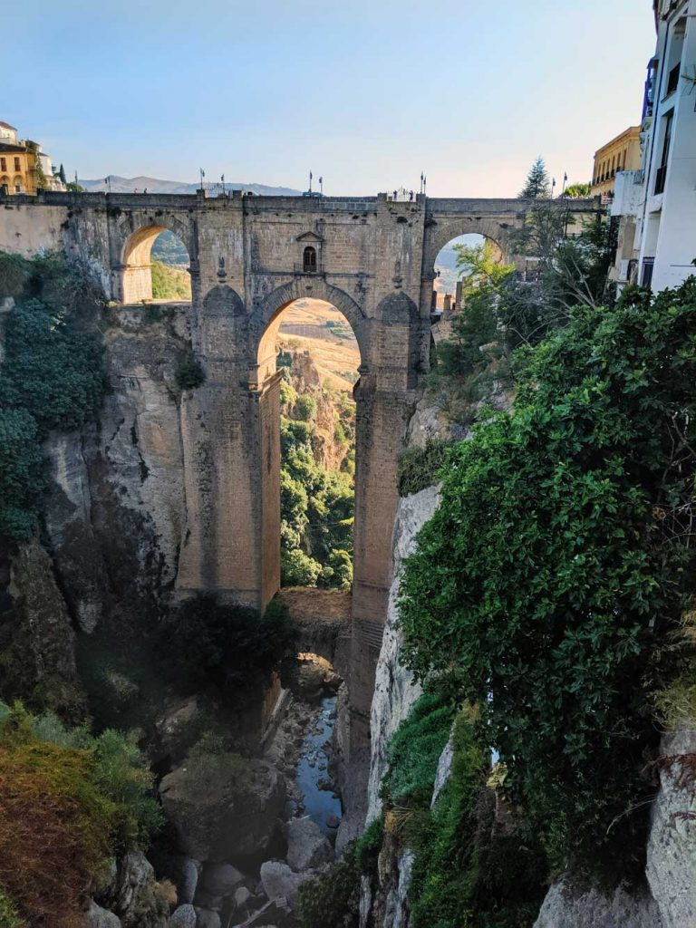 What to see in Ronda Spain - Puente Nuevo is the one of the top things to see in Ronda Spain.