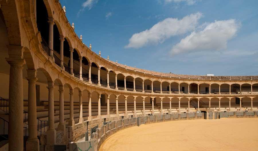 Plaza de Toros de Ronda - one of the top attractions in Ronda, Spain