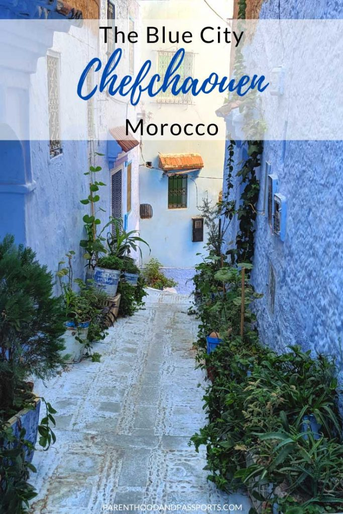 Planning to visit the blue city of Morocco? This ultimate guide to Chefchaouen includes 16 spectacular things to do in Chefchaouen, travel tips for Morocco, advice for visiting Chefchaouen with kids, a look at the most Instagrammable photo spots in Chefchaouen and everything you need to know about traveling to Chefchaouen, the blue pearl of Morocco. | where to stay in Chefchaouen | where to eat in Chefchaouen | what to do in Chefchaouen | Morocco itinerary | Morocco travel | places to visit in Morocco | Morocco day trip | Chefchaouen travel tips | Chefchaouen photography spots