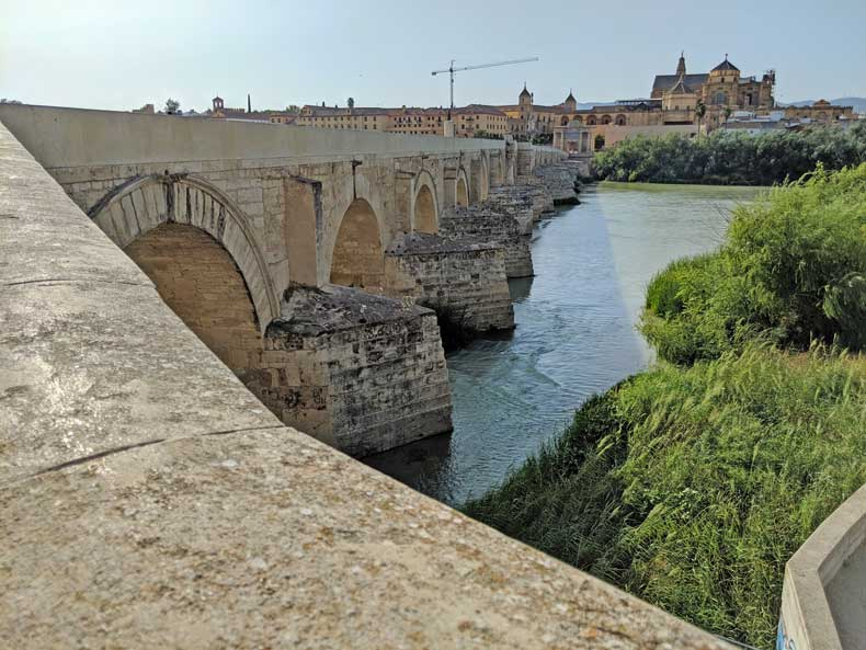 Roman Bridge, - a must-visit on any Cordoba day trip or 1 or 2 day Cordoba itinerary