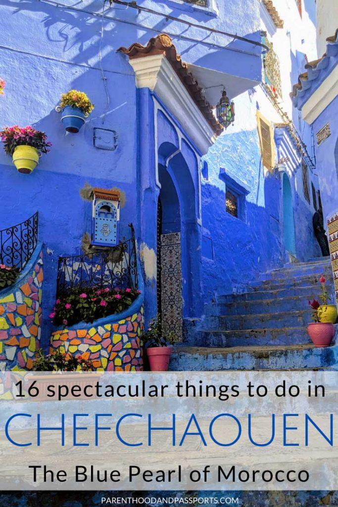 Looking for the best things to do in Chefchaouen, Morocco? This complete Chefchaouen travel guide includes Morocco travel tips, activities in Chefchaouen, the top attractions in the blue city of Morocco, advice if visiting Morocco with kids, as well as recommendations on where to stay in Chefchaouen and where to eat in Chefchaouen. #chefchaouen #morocco