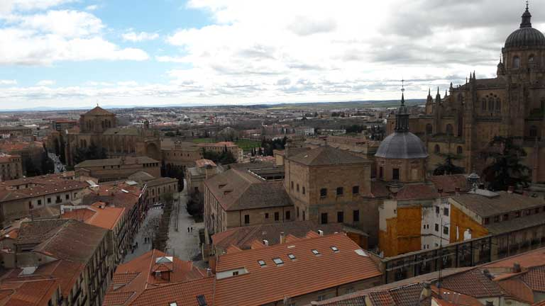 University of Salamanca - the third oldest university in the world should definitely be a Spain bucket list addition.