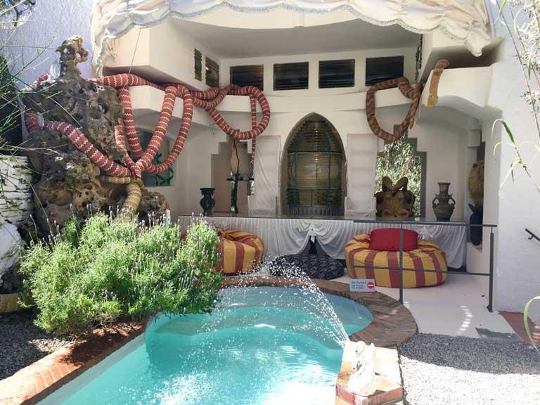Salvador Dali house in Spain