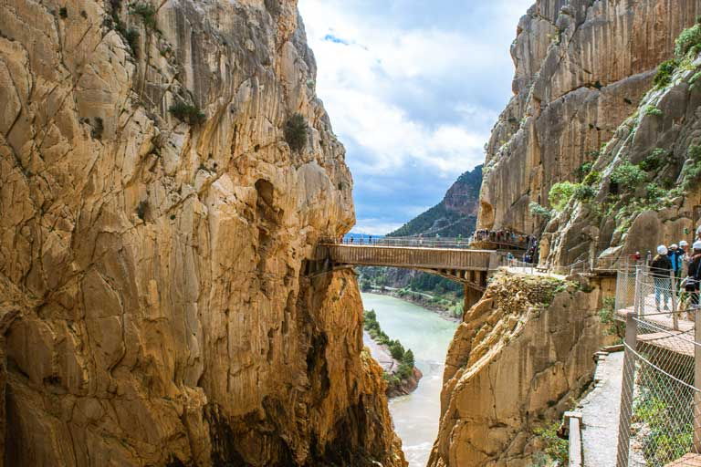 Caminito Del Rey - a bucket list hike in Spain