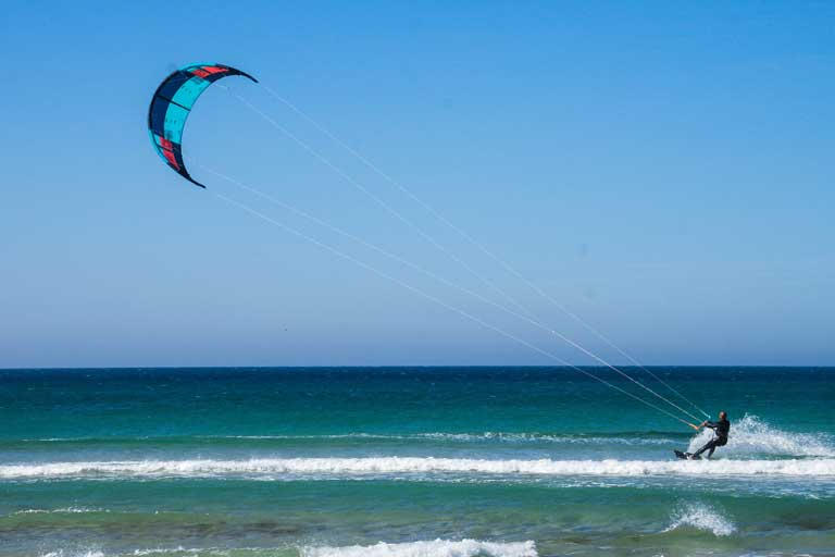 Kitesurfing in Tarifa- a bucket list experience in Spain
