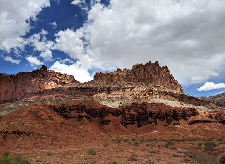 Capitol Reef National Park - an easy addition to a Southwest USA road trip