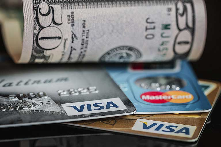 a credit cards and cash, both things you will need as part of a pre-trip checklist