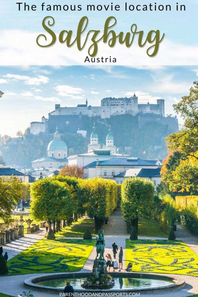Mirabell Gardens Sound of Music sites in Salzburg, Austria draw 300,000 people each year. Here are the sites in Mirabell Gardens where the movie was filmed. | Austria | movie locations in Europe | Salzburg Austria things to do | things to do in Salzburg } Austria travel