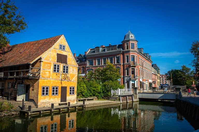 Den Gamle By in Aarhus, Denmark