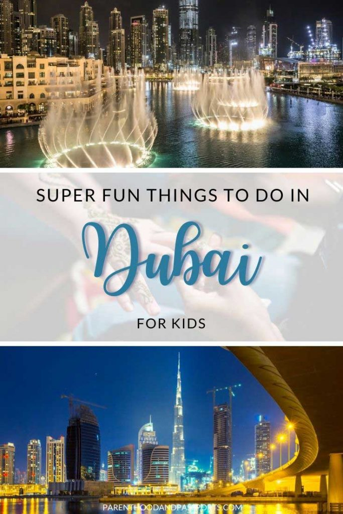 This guide to Dubai for kids highlights the top family-friendly activities in Dubai in each category to help plan a family trip to Dubai based on your interests.   Middle East Travel   Asia travel   UAE   Dubai travel   family travel