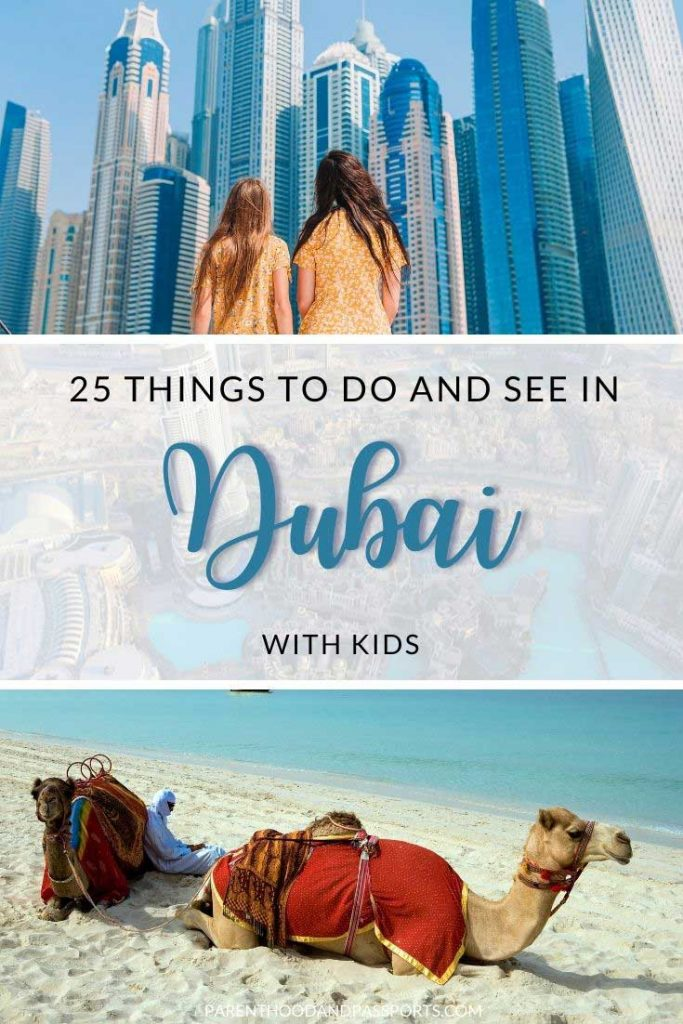 This guide to Dubai with kids highlights the top family-friendly activities in Dubai in each category to help plan a family trip to Dubai based on your interests.   Middle East Travel   Asia travel   UAE   Dubai travel   family travel