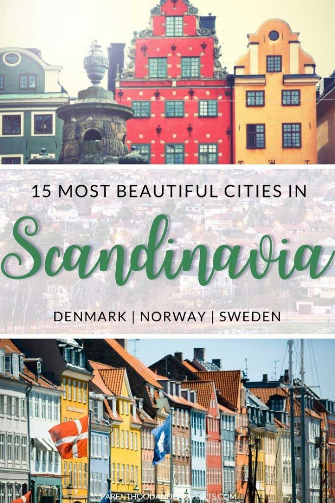 Scandinavia may be known for fjords and beautiful nature, but the cities in Scandinavia are equally lovely. This guide to the best Scandinavian cities to visit highlights the unique aspects and most popular things to do in each of the popular urban areas in Scandinavia.   places to visit in Norway   Norway cities   places to visit in Sweden   Sweden cities   places to visit in Denmark   Denmark cities
